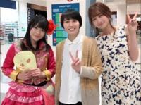 ※イメージ画像:仮面女子公式Twitterより(左から、神谷えりな・箕輪はるか・高田秋)