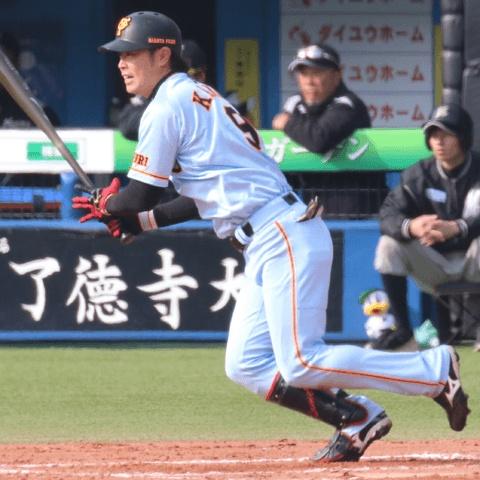 「プロ野球巨人亀井無料写真」の画像検索結果