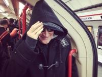 ロッド・スチュワート、今でも地下鉄を利用!