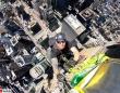 高所恐怖症注意。高さ320メートルのクライスラー・ビルの塔に登って自撮りする、プロフェッショナル高所作業職人