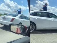 「妻のいる家に帰るぐらいなら刑務所に入りたい」そうして男は高速道路を暴走し無事(?)逮捕される(アメリカ)