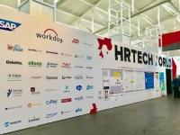 HR Tech World会場