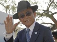 麻生太郎副総理・財務大臣(写真:AP/アフロ)
