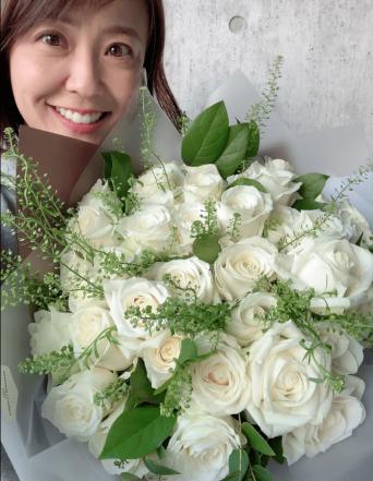 ※画像は小林麻耶さんのオフィシャルブログ『まや道』より