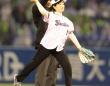 プロ野球開幕戦始球式を勝手に採点!