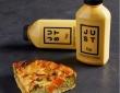 豆から卵。緑豆を使った植物由来の液体卵「JUST Egg」は味も栄養面もニワトリの卵レベル(アメリカ)