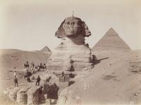 1880年代当時の大スフィンクス