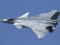 中国人民解放軍空軍の最新鋭ステルス戦闘機「殲20(J20)」(「Wikipedia」より)