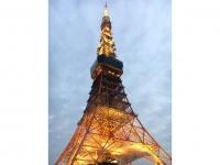 輝くのは東京ばかり(東京タワー)