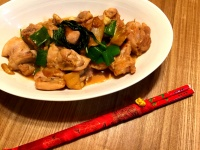 台湾人のお墨付き! 彼女に作ってもらいたいカンタン台湾料理「三杯鷄(サンベイジー)」
