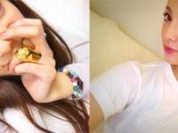 左:菜々緒オフィシャルブログより(2010年12月31日)/:菜々緒Instagramより(2016年6月17日)