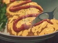 アニメで飯テロ。どんどんおなかがすいてくる、料理が出てくるシーンをつなぎ合わせた総集編