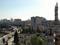 破壊される前のホムスの街並み 「Wikipedia」より引用