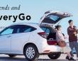 ホンダのカーシェア「Every Go」とは?福岡でも開始に!