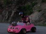 子ども用の車にある物を積んでみた結果、面白そうな乗り物が爆誕!