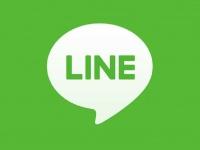 LINEの起動画面