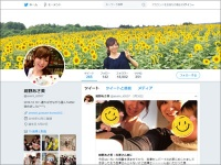 紺野あさ美のTwitter(@asami_k0507)より