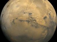 画像は「火星」。Wikipediaより