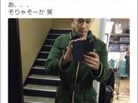 近江陽一郎のTwitter(@yoichiro0405)より。