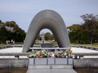 平和記念公園(Dai Fujiharaさん撮影、Flickrより)