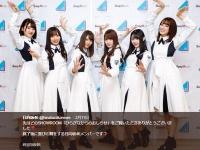 「日向坂46」公式Twitter(@hinatazakanews)より