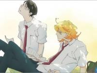 アニメ『同級生』オフィシャルサイトより。