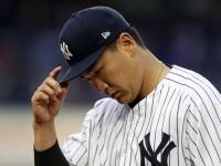 ニューヨーク・ヤンキースの田中将大投手(写真:USA TODAY Sports/アフロ)