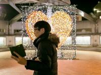 【独身男性必見!】彼女がいなくても茨城でインスタ映え写真を撮ればクリスマスはさみしくない!【後編】