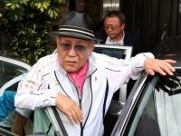 日本ボクシング連盟の山根明元会長(写真:日刊現代/アフロ)