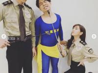 (左から)高良健吾、浜野謙太、田中みな実