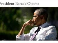 ホワイトハウス公式サイトより。