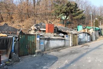 韓国では格差社会が深刻化している(写真/村田らむ)