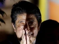 安倍首相(写真:ロイター/アフロ)