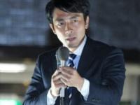 菅総理の不出馬に涙した進次郎大臣に「兄貴の演技指導受けたら?」の冷めた声