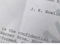 J.K.ローリング、『ファンタスティック・ビーストと魔法使いの旅』続編の脚本を執筆中?