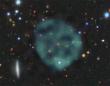 なんじゃこりゃ?現在の天文学理論では説明不能、幽霊のようなリングを発見(国際研究)
