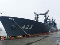 海上自衛隊 とわだ型補給艦「ときわ」(「Wikipedia」より)