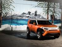 TOYOTA、ニューヨーク国際自動車ショーでコンセプトカー「TOYOTA FT-4X」を世界初披露