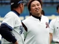 里崎智也氏(写真は現役時代)
