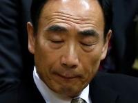 森友学園の前理事長の籠池泰典氏(ロイター/アフロ)
