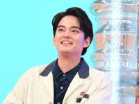 中山優馬 ※画像は『トリニクって何の肉!?』(テレビ朝日系)の公式ツイッターアカウント『@abctoriniku』より