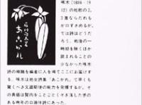 『啄木詩集』(岩波書店)
