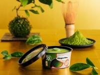 ハーゲンダッツ35周年記念「翠~濃茶~」、特別なアイスクリームを期間限定で発売