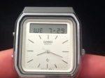 指で描いた数字を読み取れる、30年以上前のカシオの時計がすごい!