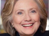 ヒラリー候補 画像は「Wikipedia」より引用