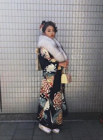 ※画像は池田美優のインスタグラムアカウント『@michopa1030』より