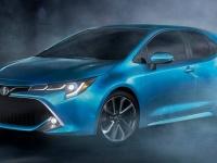 ニューヨーク国際自動車ショーで新型トヨタ・カローラハッチバック公開!日本では2018年初夏に発売予定?
