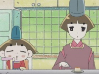 NHK YouTube公式チャンネル「おじゃる丸 第19シリーズ『おじゃる17 vs 5 ミヤビな決とう』」より。