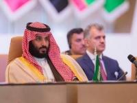サウジアラビアのムハンマド皇太子(提供:BANDAR ALGALOUD/SAUDI ROYAL COUNCIL/Abaca/アフロ)