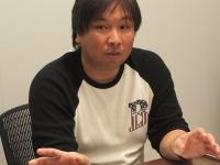 解説者になっても、言いたいことを躊躇なく発言する里崎智也氏。その語り口は痛快そのものだ